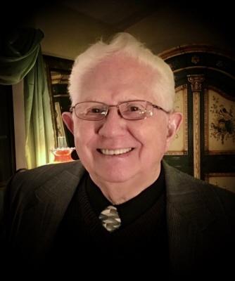 Photo of Rev. Harold Clemans