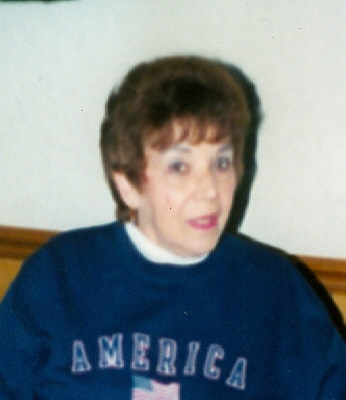 "Virginia Irene ""Peggy"" Lucas"