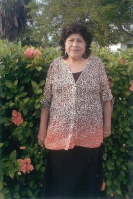Photo of Olivia Ramirez