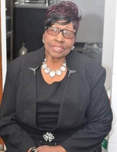 Photo of Reverend Annie Anderson
