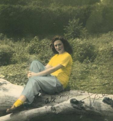 Photo of Francelia Ross