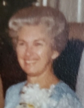 Doris Willene Byrom