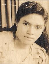 Photo of Maria Velis de Menjivar