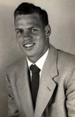 Photo of Richard St. Aubyn