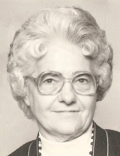 Dorothy G. Vanderburg