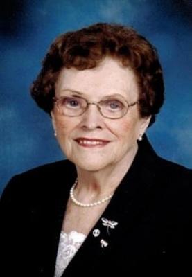 Photo of Shirley Van Dorsselaer