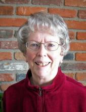 Betty  Marie  Van Mullem