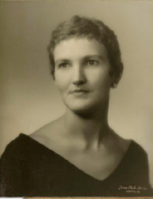 Mary M Woodman