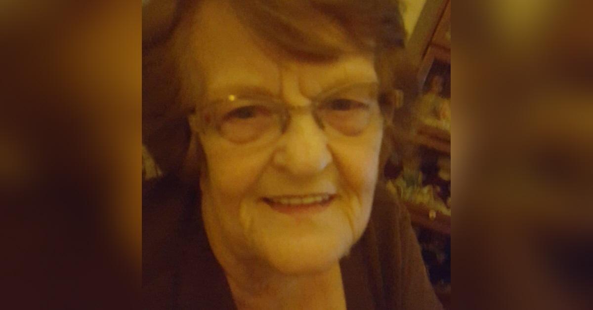 Marjorie Ellen Johnson