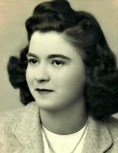Madge Marie Marshall