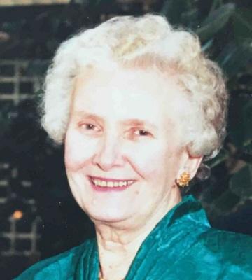 Muriel Doreen Motley