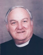 The Reverend Canon Stanley H. Irving