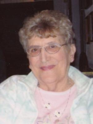 Photo of Doris Mault