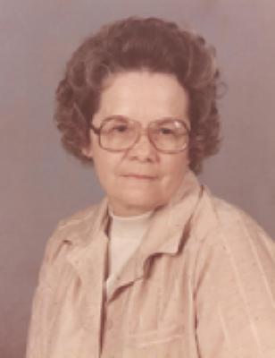 "Elva ""Bertha"" Lea Davidson"