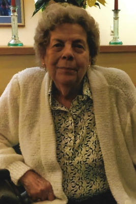 Photo of Joan Gay