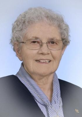 Photo of Sr. Colette Leblanc