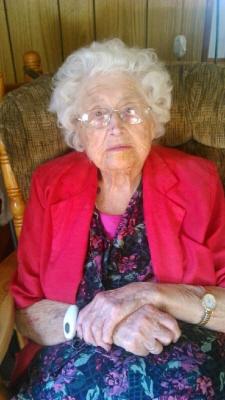Photo of Elsie Hiltz
