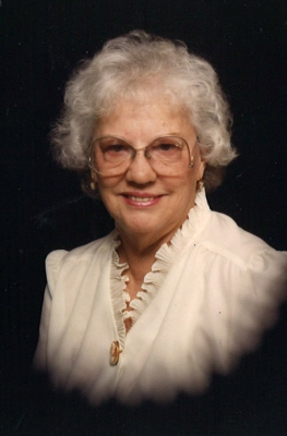 Photo of Evelyn Blomeley