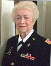 LTC Linda  Lou Green US Army Retired