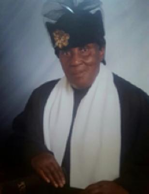 Pastor Louise A. Bolton Williams