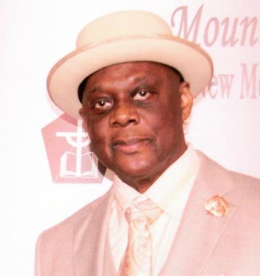 Photo of Dennis Jackson, Sr.