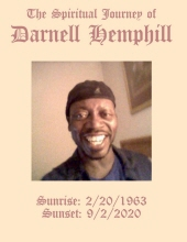 Photo of Darnell Hemphill
