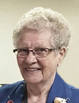 Mildred Bernice Evans