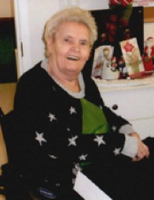"Barbara ""Betty"" Margaretta Alexander"