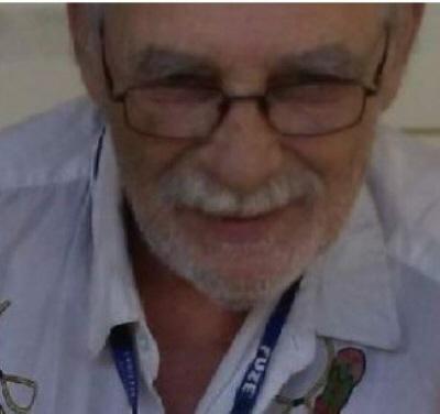 Photo of John Griffin