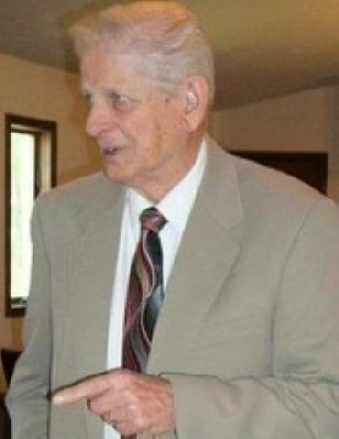 Pastor Edward J. Salverson
