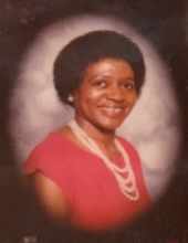 Pastor Betty Jean Lee McEroy