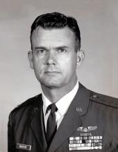 Lt. Col. Daniel W. Bradford, USAF, Ret.
