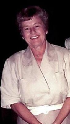 Photo of Betty Baxter