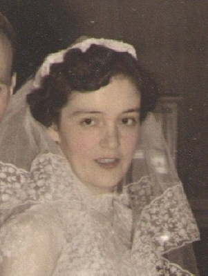 Emeline Mae (English) Fraser, New Waterford