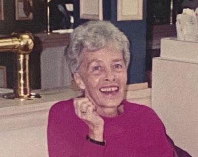 Photo of Margaret DeWolfe
