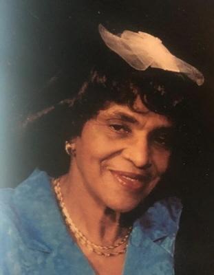 Photo of Melvinia James