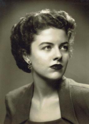 Photo of Joan Waag