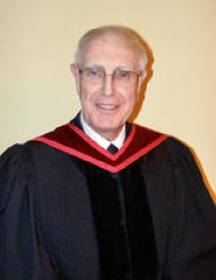 Rev. Dr. David Laurence  Mawhinney