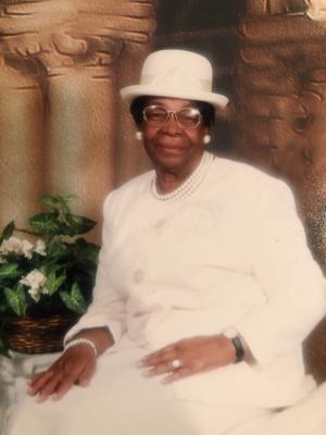 Mother Lottie Jane Davis