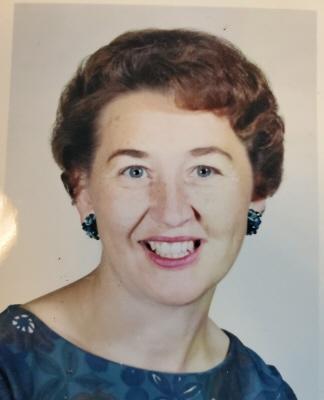 Margaret Claudine Mills Johnson