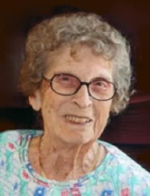 Frances Elaine Hill Wierema
