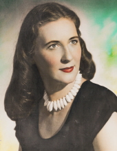 Maude Elizabeth Taylor