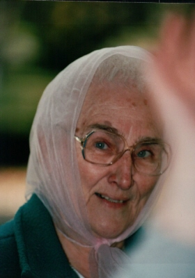 Lois Mae Bulen Glass