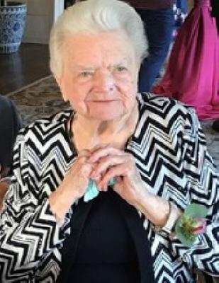 Margaret F Nally