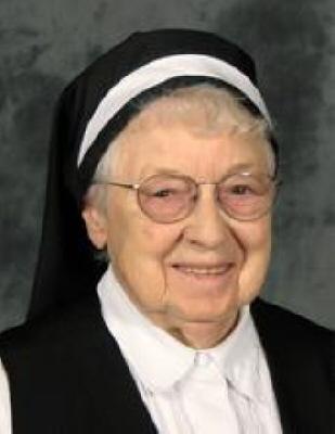 Sister Imelda Ann Dickrell