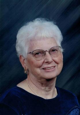 Margaret Irene Faulds