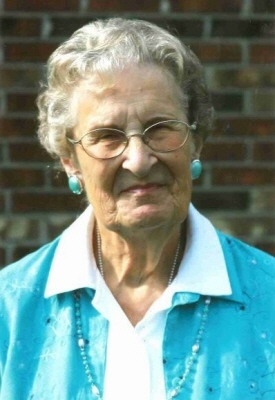 Ella Mae VanLoan Woodruff