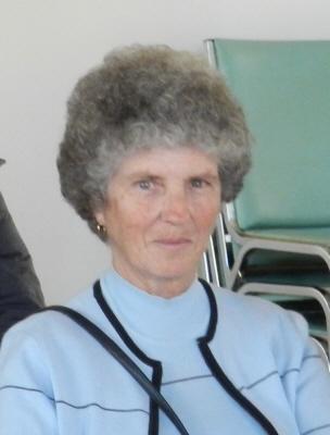 Isabelle Joyce Claude (nee Cameron)