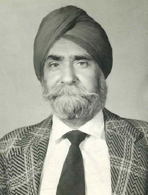 Hardial Singh Parmar