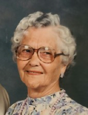 Hazel Mae Coulter